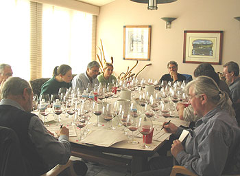 The Carneros Appellation Discovery Panel for Chardonnay and Pinot Noir
